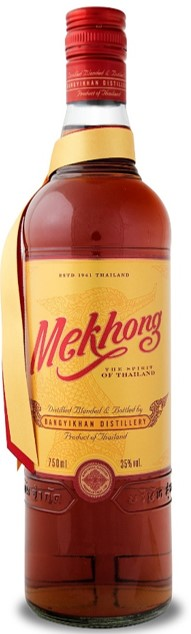 Mekhong Thai Spirit, 35% vol. Alc