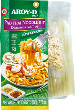 Mix do Pad Thai z makaronem ryżowym