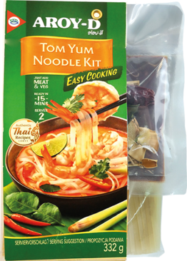 Mix do zupy Tom Yum z makaronem ryżowym